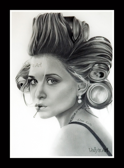 Ashley Olsen by ValerieVally